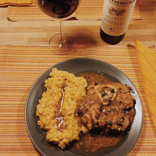Home sweet home #ossobuco