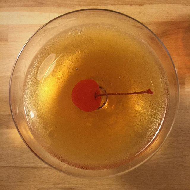 A perfect Manhattan Perfect