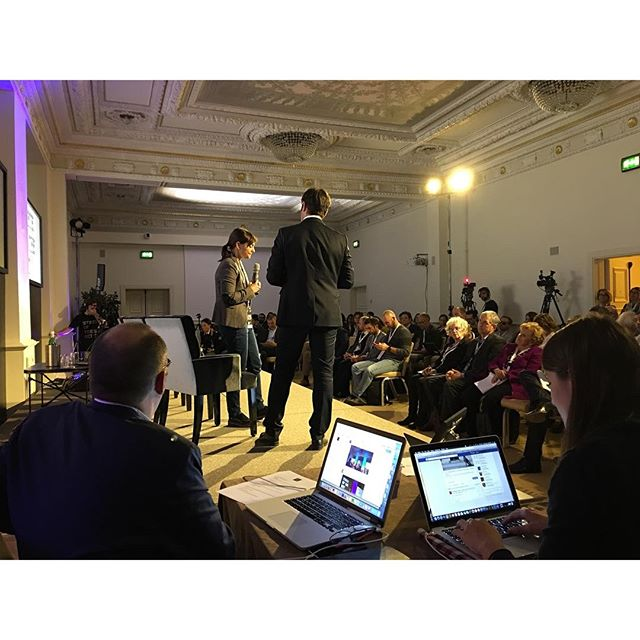 At work at State of the Net #sotn16