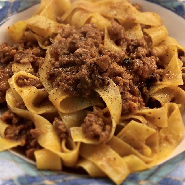 Today's ragù