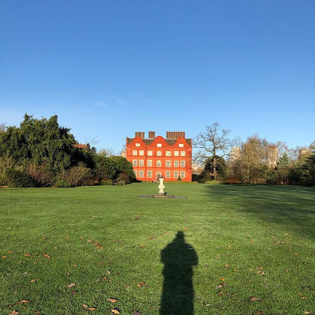 Last 2018 Kew stroll