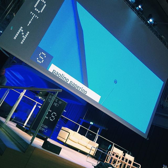 Getting ready #sotn15