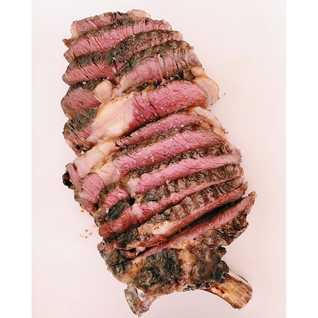 Nice little #steak #coteduboeuf